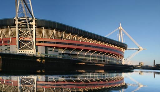 whats on at the millenium stadium Cardiff